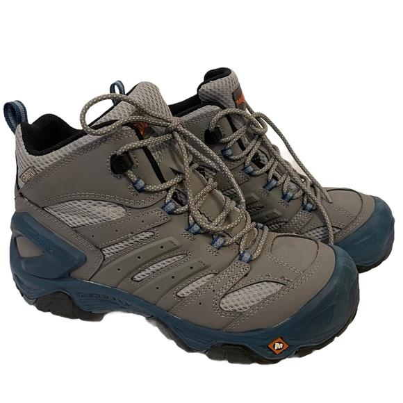 Men's MERRELL Strongfield Waterproof Work Boots